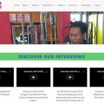 Sangai Services | Domestic Help and Services Website by Spider Weaves