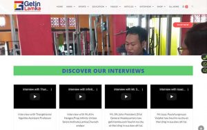 Sangai Services, domestic help and services website