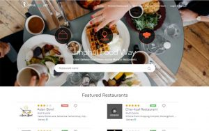 Imphal Foodway | Online Food Delivery Website Design and Development